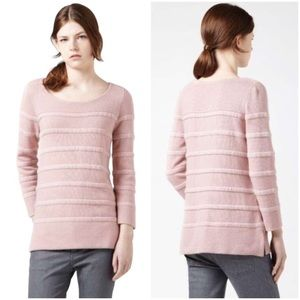 NWT lacoste foundation cashmere blend sweater